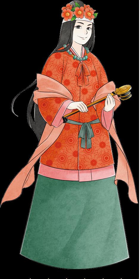 斉明(皇極)女帝