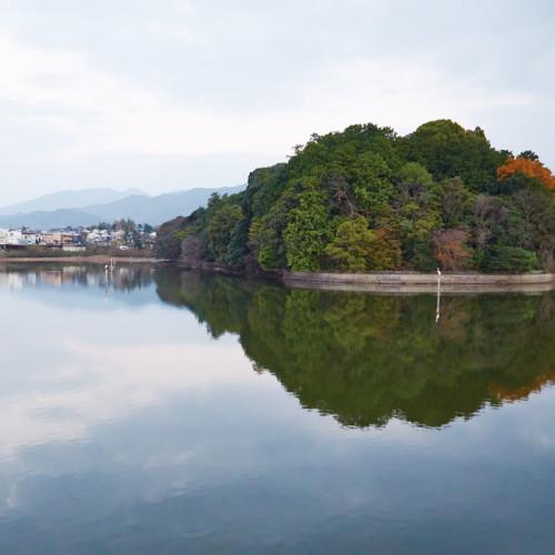 石川池(剣池)