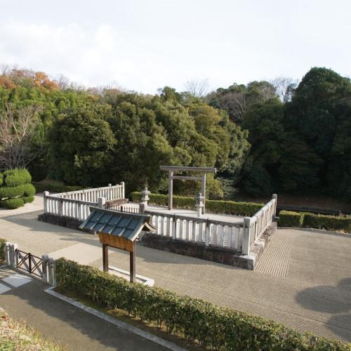 欽明天皇陵(檜隈坂合陵)