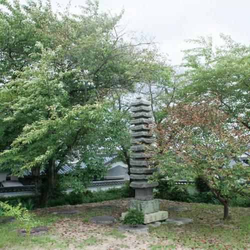 奥山久米寺跡