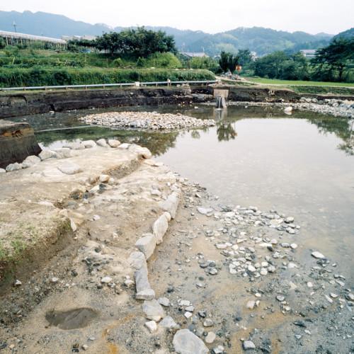飛鳥京跡苑池